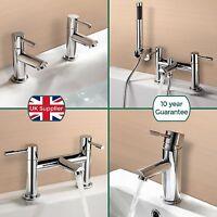 Mono Bath Sink Filler Shower Mixer | Chrome Tap | Bathroom Accessories |Blossom