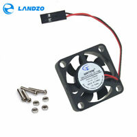 Raspberry Pi 3 Model B Cooling Fan for printer 3d B+/ Plus Support play and