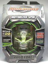 MONSUNO MOTORIZED SPIN WILD ARCTIC ASSAULT WILD CORE W/ WILD CARD PULSING LIGHTS