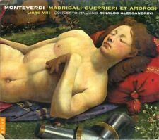 Monteverdi, Madrigali Guerriere et Amorosi, Rinaldo Alessandrini Libro VIII