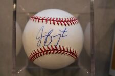 Jamie Brewington Autograph Baseball Signed ONL SF Giants Cleveland Indians