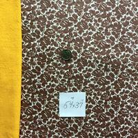 """Weather Vanes 43/"""" x 37/"""" Vintage Full Feed Sack Orange /& Brown Roosters"""