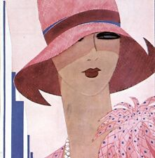 VOGUE Mode Art Deco Brissaud Benito Lepape Poiret [Erté