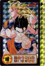 Dragonball Dragon ball Z DBZ Carte Carddass Card Prism 22 n°  211