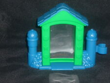 Fisher Price Little People Fun Park Circus Mirror Fence New