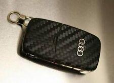 Audi TT 8N A4 8e S4 A3 S3 8L 4B A6 clé decor key decor carbon optic