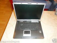 Speedmaster / Medion MD40700 Notebook, Sturzschaden, defekt, ohne HDD & RAM
