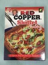 Copper Chef Cookbook Skillet Cooking Cathy Mitchell  2017 Gift Creative Recipes
