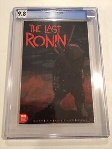 TMNT Last Ronin (2020) #1 Bob Tkacick Retailer Exclusive Var 450 Print CGC 9.8