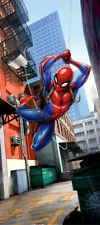 Wall mural wallpaper Spider-man 202x90cm children's bedroom large poster sized