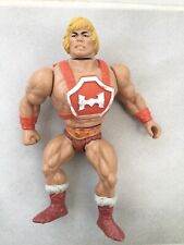 Vintage 1985 Masters of the Universe MOTU Thunder Punch He-Man Action Figure