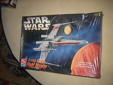 STAR WARS X-WING FIGHTER with FLIGHT DISPLAY, SEALED, OLD, NICE !!