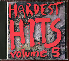 HARDEST HITS VOLUME 5 -  MAXI VERSIONS - CD COMPILATION [2935]