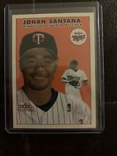 2000 Fleer Tradition Update Johan Santana Rookie Baseball Card #U43 High Psa???