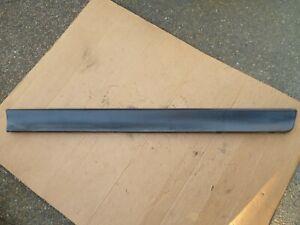 88-91 Honda CRX OEM Lower Door Side Skirts Sills Trims Stock Factory Left