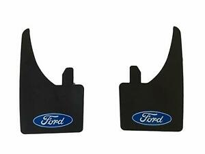 Universal Ford mud flaps. Set of 2 Mud flaps Including all Fixings/Hardware
