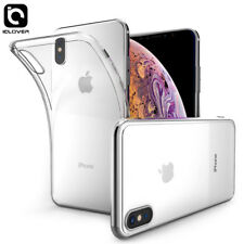 Ultra Thin Silicone Case Fr iPhone 11/PRO/XR/MAX/SE 2nd Clear TPU Gel Back Cover