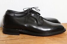 NEW Knapp Patent Black Dress Shoes Leather Sole USA Made Work Shoes Mens 9.5 M