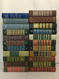 Patterned/Decorative Reader's Digest Condensed Books Hardcovers Lot of 22