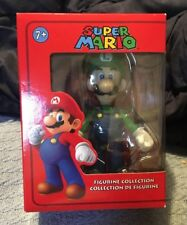 New Nintendo Super Mario Bros. Collection LUIGI Figurine Banpresto NIB Rare