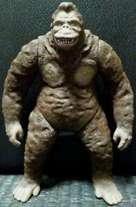 "Bandai KING KONG Figure H7"" Soft Vinyl 1993 Toho Movie Monster Godzilla w/Tag"