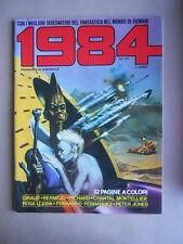 1984 Rivista Fumetti n°21 - Giraud Pichard Peter Jones  [G364] BUONO