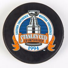 New York Rangers 1994 Stanley Cup Roster Puck - 25th Anniversary Very Limited