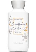 Bath & Body Works Snowflakes & Cashmere Body Lotion, 8 fl oz
