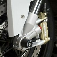R&G Racing Fork Protectors for the BMW S1000R 2014-2019 FP0093BK BLACK