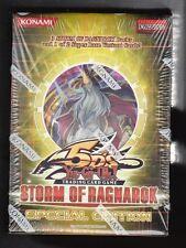 Yu-Gi-Oh - STORM OF RAGNAROK SE Special Edition Sealed Box