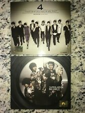Mr Simple and Bonamana  by Super Junior - Two CDs  Their 4th and 5th albums