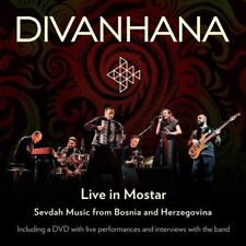 CD de musique live pour musique du monde sur album