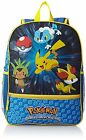 Large Kids Pokemon Backpack - Catch 'em All