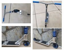 DIS Chrome Devil Pro Competition Complete Custom Freestyle Scooter (NEW)