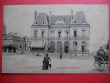 CAEN  :  La Gare Saint-Martin.......VO.1908