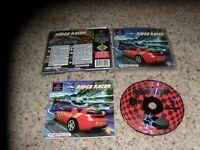 Ridge Racer Playstation 1 PS1 Pal Version Game