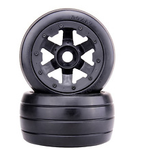 Rear Slicks wheels set (x 2pcs) fit HPI Rovan baja 5b King motor truck