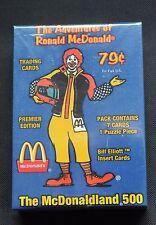 The Adventures of Ronald McDonald:The McDonaldland 500 Collect-a-Card BASE SET