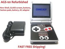 NES Classic Edition Nintendo GameBoy Advance SP AGS-101 System Refurbished