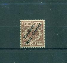 Ungebrauchte Briefmarken aus Deutsch-Neuguinea mit Falz