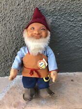 """Steiff 7"""" 1950's Vintage Gucki Gnome Nice!  All ID"""