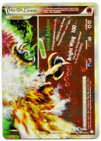 POKEMON • HO-OH LEGGENDA PARTE B ULTRA RARA HOLO HO OH Legend • 112/123 NMINT
