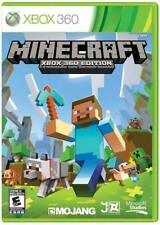 Minecraft - XBOX 360 IMPORT neuf sous blister