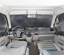 ISOLITE Inside: Fahrerhausfenster VW T6 mit Spiegelsensoren im Innen-Rückspiegel