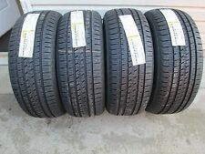 4 275 55 20 111 H Bridgestone Dueler H/L Alenza PLUSS Tires BRAND NEW STICKERD