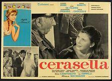 FOTOBUSTA 16, CERASELLA, MARIO GIROTTI-TERENCE HILL, A.PANARO, C.MORI, MATARAZZO