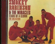 Smokey Robinson & The Miracles(CD Album)Tears Of A Clown: The Collectio-New