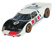 AFX MegaG+ Ford GT40 #98 Daytona Clear HO Slot Car Mega G+ 21033