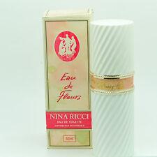 Nina Ricci Eau de Fleurs 50ml Eau de Toilette SPRAY vintage!