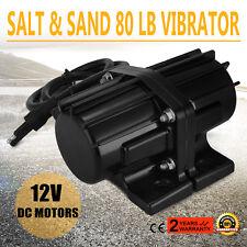 80LB Salt & Sand Vibrator Motor 80 LB Spreader Buyers SnowEx Trynex Meyers